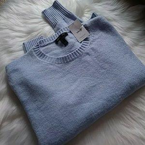 MNG Powder Blue Sweater